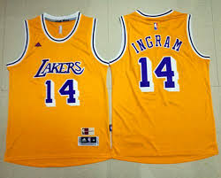 Clothing Basketball How American Fast Power Lakers Delivery Are Jerseys Ran2526 Much 14 Attractive Shirts Gold Seller Angeles Brandon Throwback Ingram Stitched Los