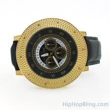 real gold and diamond watches best watchess 2017 gold big bezel real diamond hip hop watch super techno