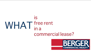 A Berger Bite What Is Free Rent In A Commercial Lease Youtube