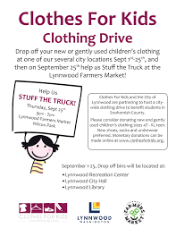 clothing flyer related keywords suggestions clothing flyer clothes for kids citywide clothing drive