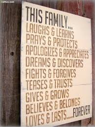 Meaning Of Family Quotes Impressive Amazing Family Love Quotes This Family Laughs Learns Golfian