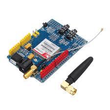 SIM900 <b>Quad Band</b> GSM GPRS Shield <b>Development Board</b> For ...
