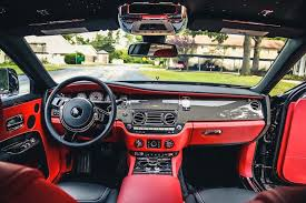 rolls royce ghost black interior. then youu0027ll be happy to know that the black badgeu0027s massive 66liter v12 engine also gets an extra bump in horsepower rolls royce ghost interior