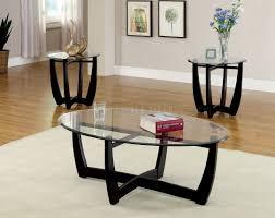 coffee table inspiring black coffee and end table sets cm4848 3pk dafni coffee table end