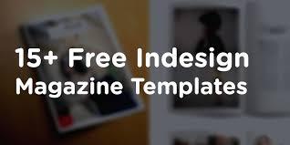 Indesign Magazine Templates 15 Free Indesign Magazine Templates Template Drive