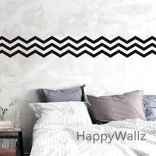 stripe wall stickers chevron stripe wall sticker chevron wall decals chevron mural wallpaper removable wall decoration