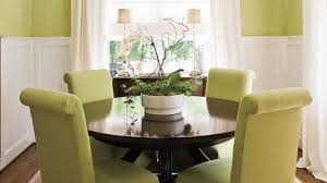 decorating ideas look larger stylish treatment small dining room design  ideas twinsized mattress turned an underused