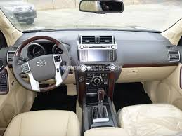 2015 Toyota Land cruiser prado (j150) – pictures, information and ...