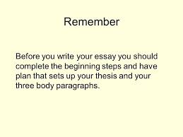 the question historians have traditionally labeled the period  7 remember before you write your essay you should complete the beginning steps and have plan that sets up your thesis and your three body paragraphs