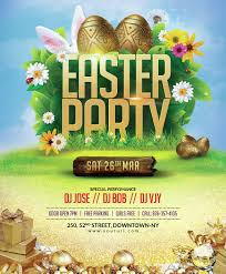 Easter Flyers Lamp Flyers Awesome Free Sample Flyers