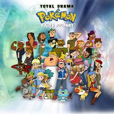 Total Drama Pokemon: Kalos Journey   The Pokemon Fanfiction Wiki