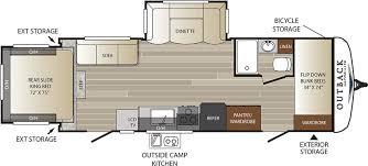 outback keystone rv 250urs floorplan