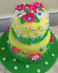 February Birthday Cakes Delicious Cake Blogger Flower Birthday Cake Ideas