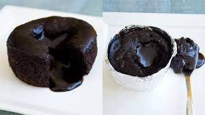 Eggless Choco Lava Cake In Pressure Cooker The Terrace Kitchen