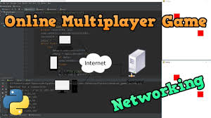 Multiplayer Game Server Design Online Multiplayer Game With Python Sockets And Networking