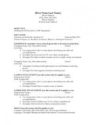 25 cover letter template for writing a resume for a teenager how resume for no job experience 11 resume for high school students how to how to write
