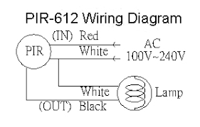 mini pir sensor, mini light sensor of hip kwan technology co , ltd wiring diagram for pir security light at Wiring Diagram Pir Sensor