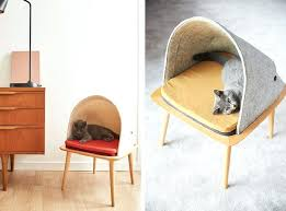 stylish cat beds and cos for the discerning pet diy tree modern