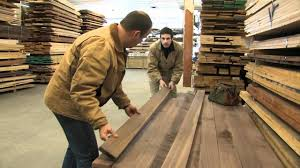how to rough lumber
