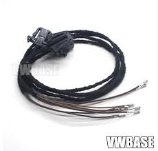 aliexpress com buy door warning light harness wires cable door warning light harness wires cable tape vw golf 5 6 jetta mk5 mk6 cc
