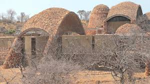 World Architecture Festival 2012: Mapungubwe Interpretation Centre by Peter  Rich Architects - YouTube