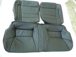 1987 1992 toyota supra mkiii genuine leather seat covers