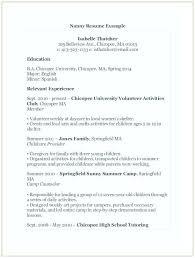 Sample Camp Daily Activity Schedule Template Summer Camp