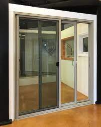 best two panel sliding patio door