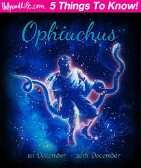 New Zodiac Sign Chart With Ophiuchus Ophiuchus 5 Things To Know About The New Constellation