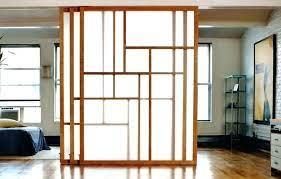 room divider walls japanese sliding doors