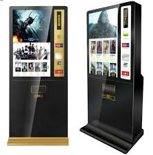 Self Service Vending Machines Fascinating 48 48 48 48 Inch Outdoor LG LCD TFT HD Panel Display Touch