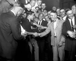the black sox scandal chicago tribune chicago white sox players are congratulated after their acquittal in the black sox trial of 1921