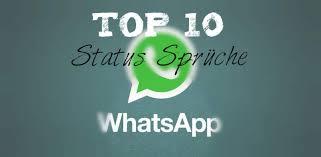 Top 10 Der Lustigsten Whatsapp Status Sprüche Freewarede