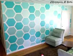 decoration painting designs on walls diy painted wall art