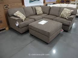 the jacobsen sectional but berkline jaxelle fabric sectional and ottoman