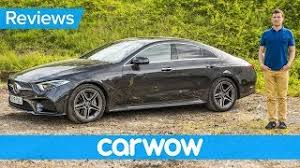 It is available in 2 colors, 1 variants, 1 engine, and 1 transmissions option: New Mercedes Cls 2019 In Depth Review Carwow Reviews Youtube