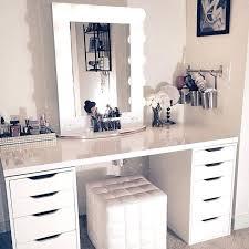 vanity makeup table set full size of dressing table stool set with mirror mirrored makeup vanities