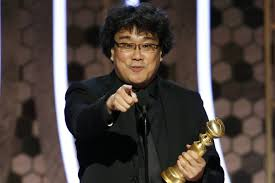 He wonders why humans tend to look away from, or insulate themselves from, others' troubles and suffering. 3 Other Ace Movies From Korean Filmmaker Bong Joon Ho Director Of Oscar And Golden Globe Winning Thriller Parasite South China Morning Post
