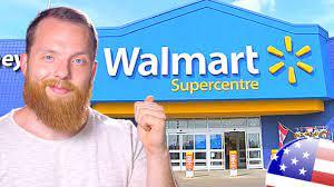 Einkauf beim amerikanischen Walmart Supercenter! - YouTube
