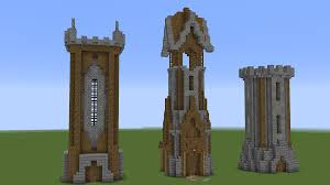 Minecraft Castle Designs Really Cant Chose Between Which Design I Like More They