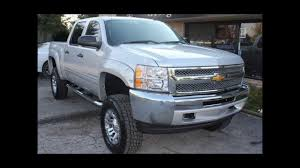 Used 2013 Chevy Silverado 1500 LT 6 Inch Fabtech Lifted Truck ...