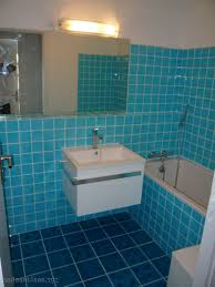 Charmant Carrelage Salle De Bain Avec Carrelage Bleu Salle De Bain Carrelage Bleu Salle De Bain