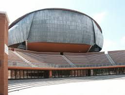 Auditorium Parco Della Musica Seating Chart Theatres Convention Centre Exhibition Centres Skyscrapercity