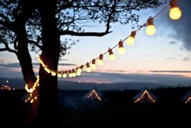 warm white festoon lights