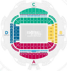 Russia 2018 Stadium Seating Plans Bigsoccer Forum