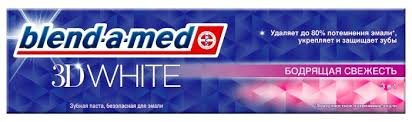 Купить <b>Зубная паста Blend</b>-a-<b>med 3D</b> White Бодрящая свежесть ...