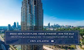 Midtown Atlanta Ga Apartments The Atlantic With Regard To Apartments For Rent  Atlantic Station