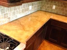 polished concrete countertop vs granite contemporary weight countertops ireland cost