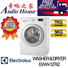 electrolux 9kg front loader. electrolux eww-12742 front load washer with dryer 7kg/5kg- 2 years warranty electrolux 9kg front loader