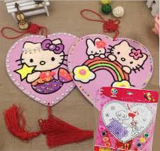 creative children drawing toys sand painting watercolour mud anime diy crafts art doodle pad painting card